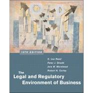 The Legal and Regulatory Environment of Business,9780072440607