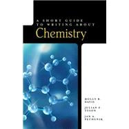 A Short Guide to Writing About Chemistry,9780205550609
