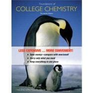Foundations of College Chemistry, 13th Edition, 9780470460610  