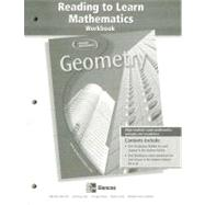 Glencoe Geometry, Reading to Learn Mathematics Workbook