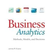 Business Analytics,9780132950619