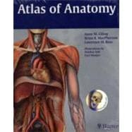 Atlas of Anatomy,9781604060621