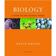Biology : A Guide to the Natural World Value Pack (Includes Biology - A Laboratory Guide to the Natural World and Study Guide for Biology - A Guide to the Natural World),9780321600622