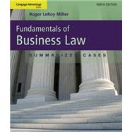 Cengage Advantage Books: Fundamentals of Business Law,9781111530624