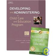 Developing and Administering a Child Care Education Program with Administration Pets PACKAGE