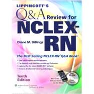 Billings Q&A + Billings Content + NCLEX-RN 10,000 Powered by PrepU (24 Month) Package,9781451170627