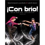 Con brio!: Beginning Spanish,9781118130629