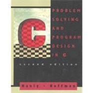 Problem Solving and Programming Design in C