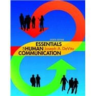 Essentials of Human Communication,9780205930661