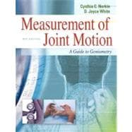 Measurement of Joint Motion: A Guide to Goniometry,9780803620667