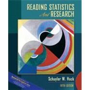 Reading Statistics and Research,9780205510672