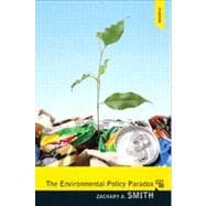 Environmental Policy Paradox, The Plus MySearchLab with eText -- Access Card Pac