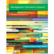 Management Information Systems,9780133050691