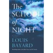 The School of Night A Novel, 9780805090697  