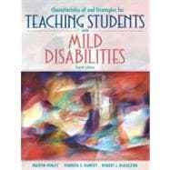 Characteristics of and Strategies for Teaching Students With Mild Disabilities,9780205340699