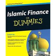 Islamic Finance for Dummies,9780470430699