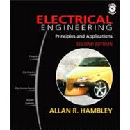 Electrical Engineering : Principles and Applications,9780130610706