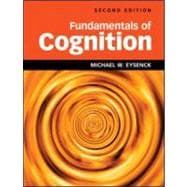Fundamentals of Cognition 2nd Edition,9781848720718