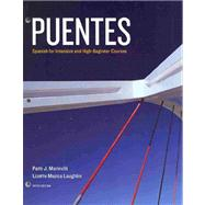 Puentes : Spanish for Intensive and High Beginner Courses,9780495900719