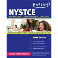 New York State Teacher Certificate Examination : Complete Pr..., 9781419550720