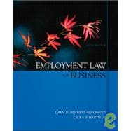 Employment Law for Business with Powerweb card