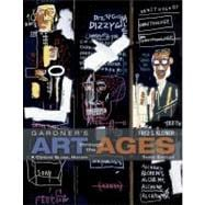 Gardner�s Art Through the Ages A Concise Global History (with Arts CourseMate Printed Access Card)