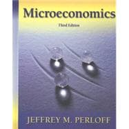 Microeconomics : Theory and Applications with Calculus,9780321160737