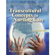 Transcultural Concepts in Nursing Care,9781608310753