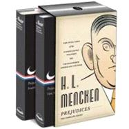 H. L. Mencken: Prejudices: The Complete Series, 9781598530766  