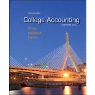Loose Leaf Version for College Accounting