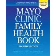 Mayo Clinic Family Health Book, 9781603200776  