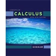 Concepts of Calculus with Applications,9780321320780