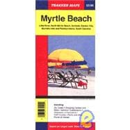 Myrtle Beach, SC Pocket Map, 9781579520786