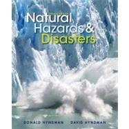 Natural Hazards and Disasters,9781133590811