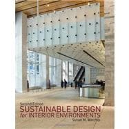Sustainable Design for Interior Environments, Second Edition,9781609010812