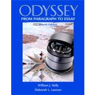Odyssey : From Paragraph to Essay