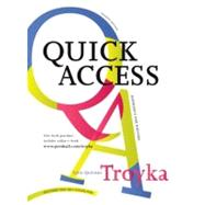Simon and Schuster Quick Access Reference for Writers,9780131400818