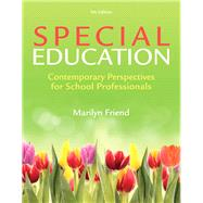 Special Education, Loose-Leaf Version with Video-Enhanced Pearson eText -- Access Card