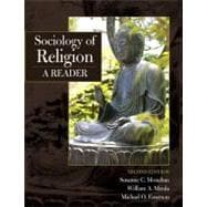 Sociology of Religion : A Reader,9780205710829