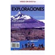 DVD for Blitt/Casas� Exploraciones,9781413030839