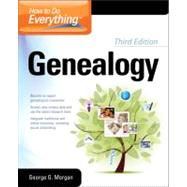 How to Do Everything Genealogy 3/E,9780071780841