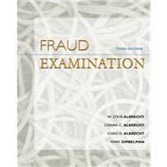 Fraud Examination (with ACL CD-ROM),9780324560848