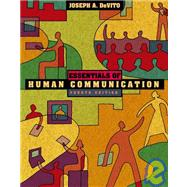 Essentials of Human Communication : (with Interactive Companion CD-ROM)