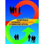 Essentials of Human Communication Plus NEW MyCommunicationLab with eText -- Access Card Package