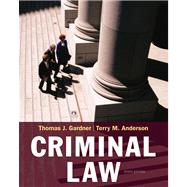 Criminal Law,9780495390893