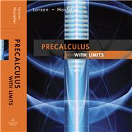Precalculus With Limits,9780618660896