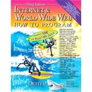 Internet & World Wide Web: How to Program,9780131450912