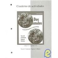 Dos Mundos : Communicacion Y Communidad Cuaderno de actividades,9780073030913