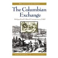 The Columbian Exchange: Biological and Cultural Consequences of 1492,9780275980924
