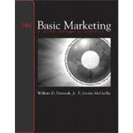 Basic Marketing Student Pkg #1 (Text, Student CD-ROM, PowerWeb, Apps '02-03)